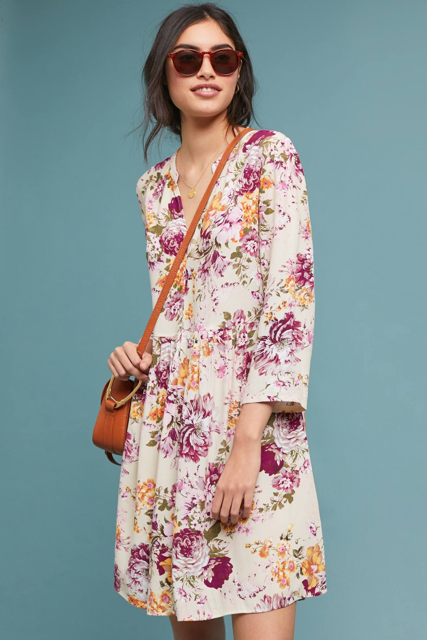 ce15db55 Juno Printed Dress in 2019 | 28 | Dresses, Winter dresses, Dress outfits