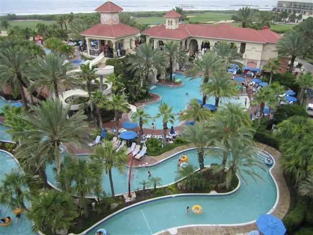 Hammock Beach Water Park Resorts Family Travel