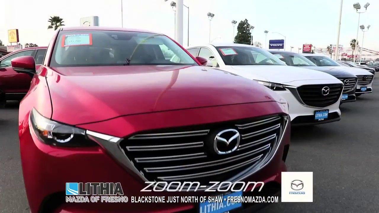 Lithia Hyundai Fresno >> Lithia Mazda Finance (With images) | Mazda