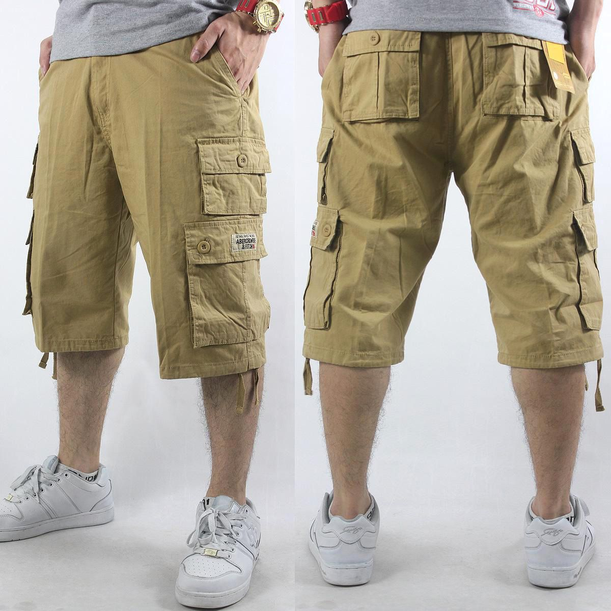 Best Mens Cargo Shorts Pictures | Yes i can, Men casual and Search