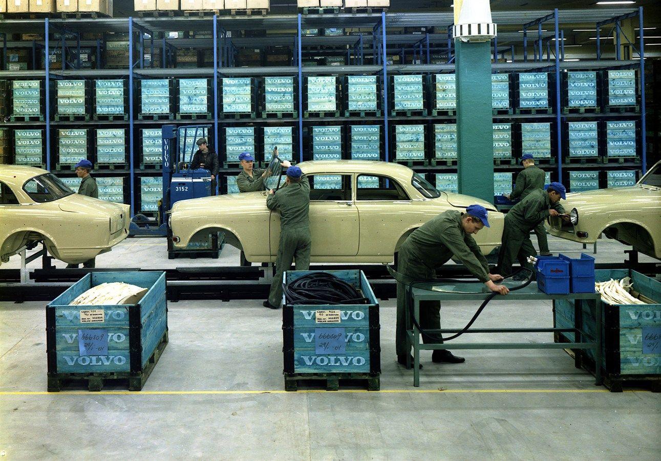 Oldtimers Ruim zestig jaar ijzersterk de Volvo Amazon