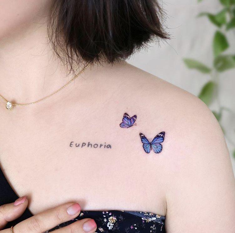 Butterfly Tattoo Ideas For Men and Women - Bein Kemen