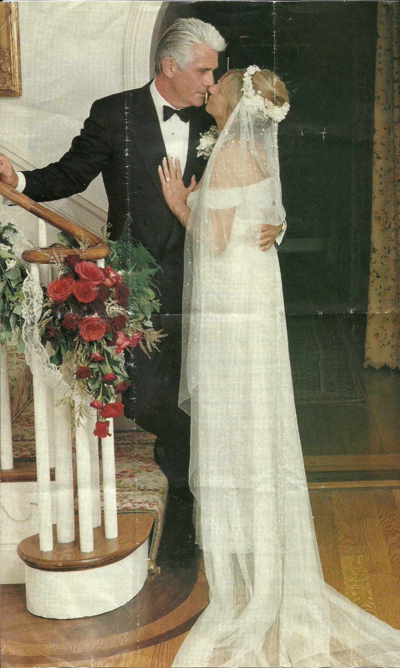 barbra streisand and james brolin wedding 1998 love this