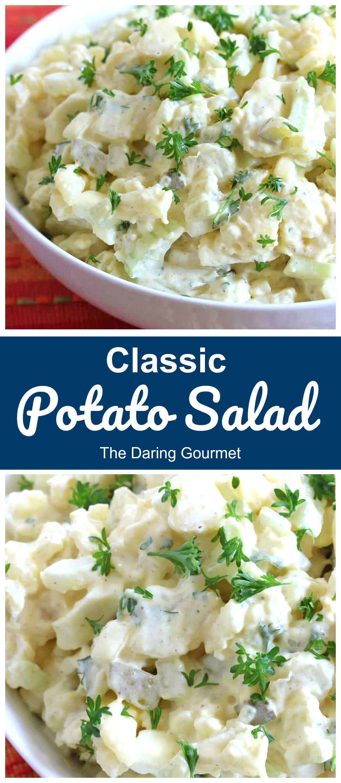 The Best Classic Potato Salad Recipe