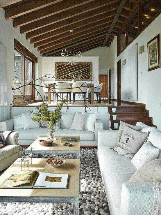 M&S en Girona, Cataluña | decoracion interior | Pinterest | Casas ...