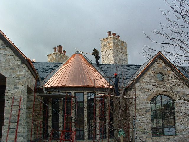 Copper Roofing - Denver, Colorado, Arapahoe Roofing and Sheet Metal