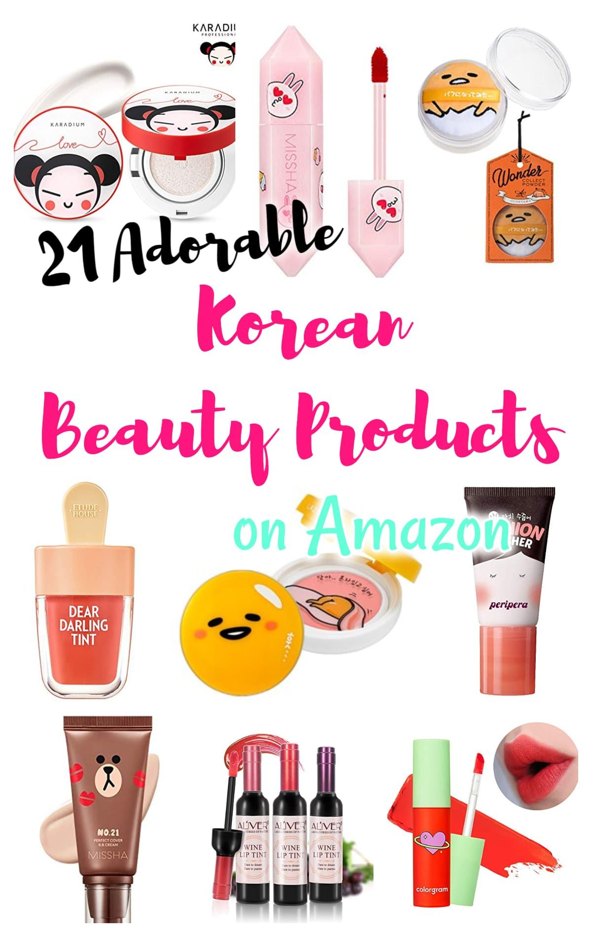 21 Adorable Korean Beauty Products on Amazon in 2020 (With