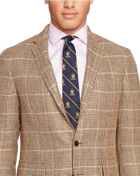 9942a1a117 Morgan Tick-Weave Sport Coat | THE GENTLEMAN | Sport Coat, Clothes ...