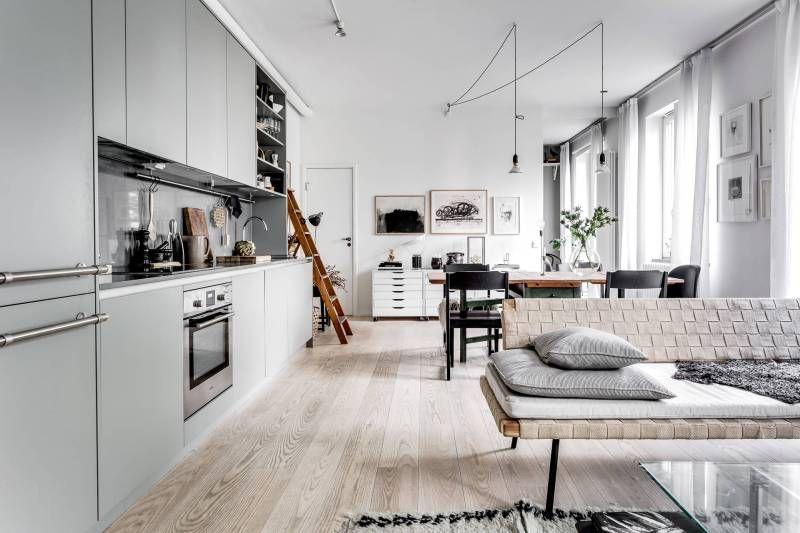 Un apartamento de tres habitaciones lleno de encanto #hometour ...