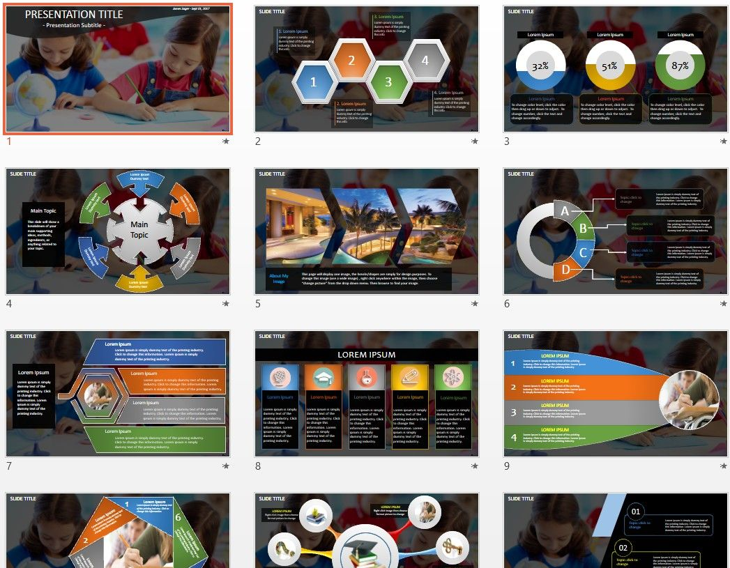 Kids education powerpoint by sagefox themed powerpoint by sagefox sagefox free all themed powerpoint templates browse sagefox collection of 11665 free powerpoint templates toneelgroepblik Image collections
