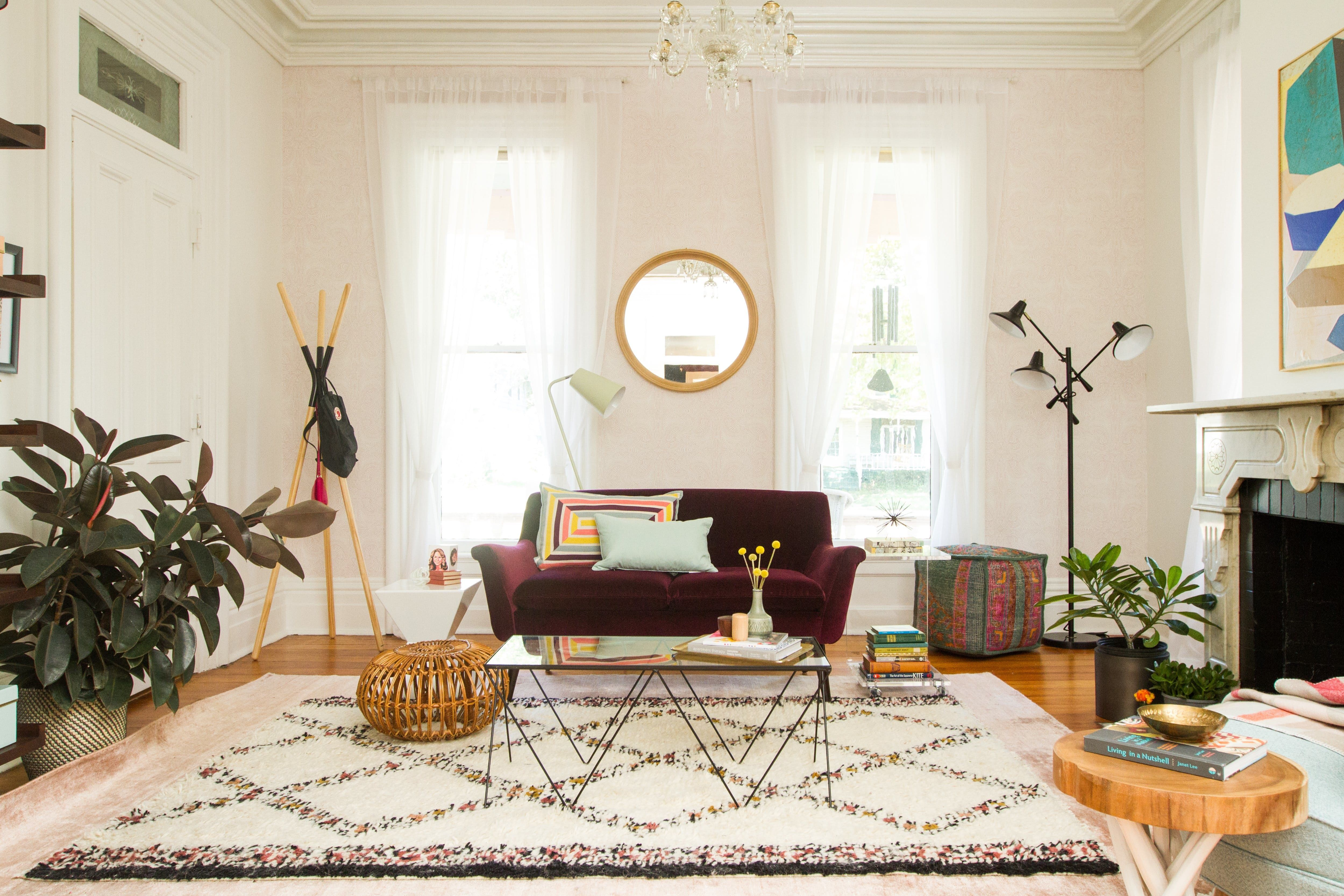 Before & After: A Small Victorian Living Room Gets an Apartment ...