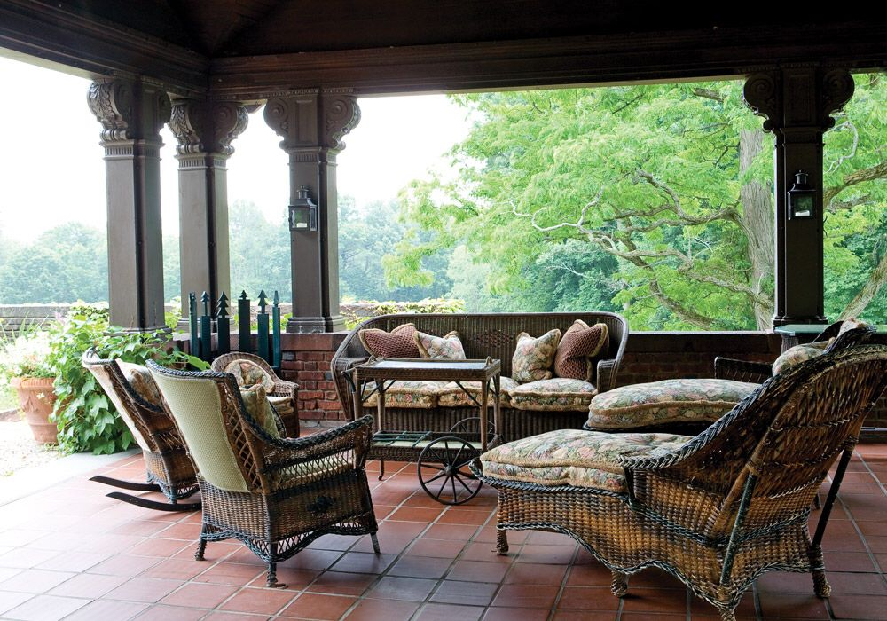 What A Lovely Patio / Lanai