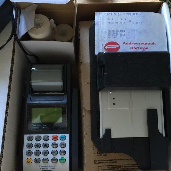 Wireless Credit Card Machine Credit Card Machine Credit Card Wireless