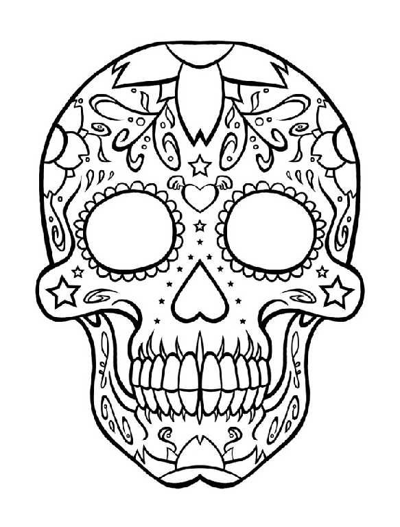 Scary Halloween Coloring Pages Adults : Free colouring pages for adults google search colouring images