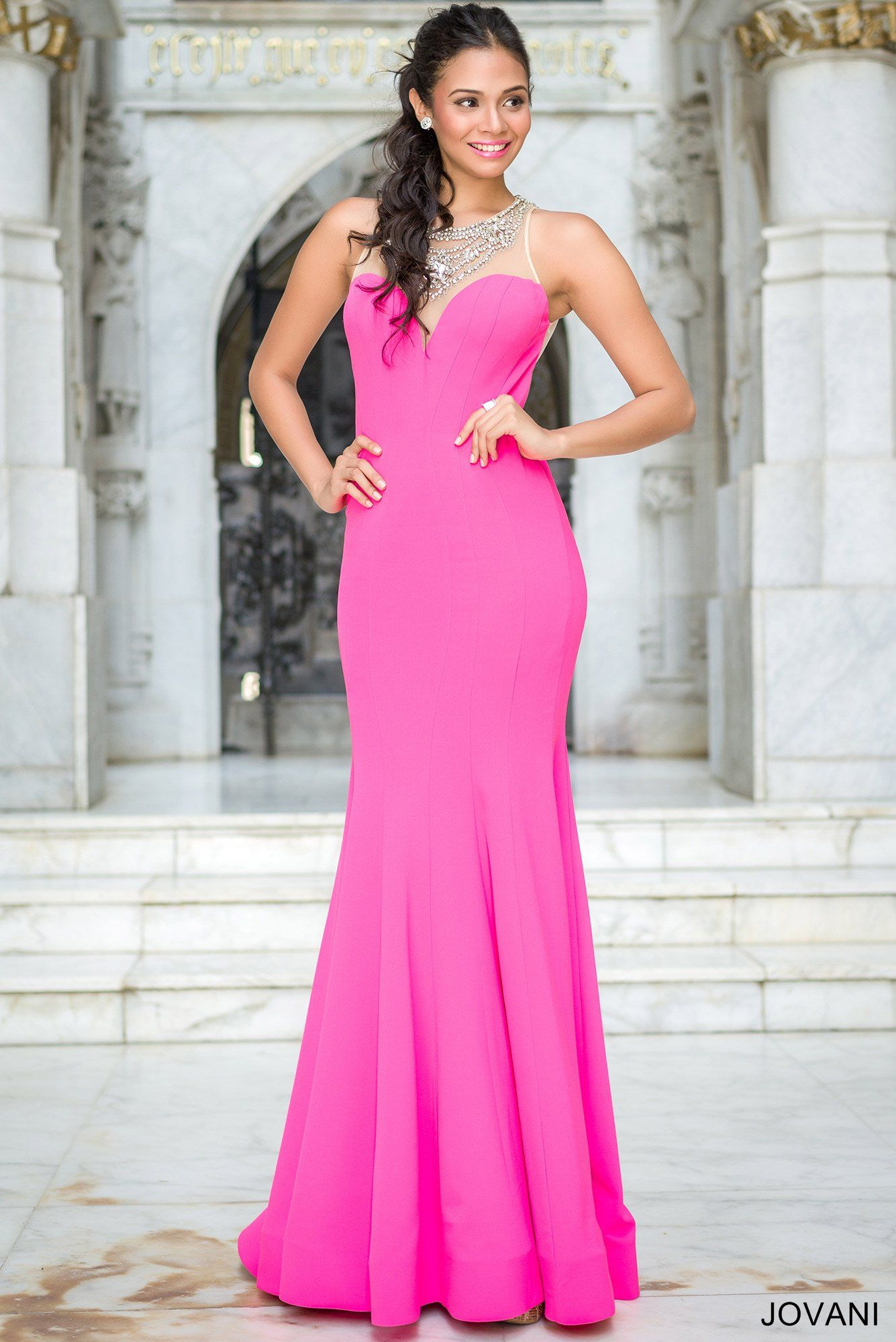 As sweet as can be in #Jovani 32131 | Keep Calm and Love Prom ...