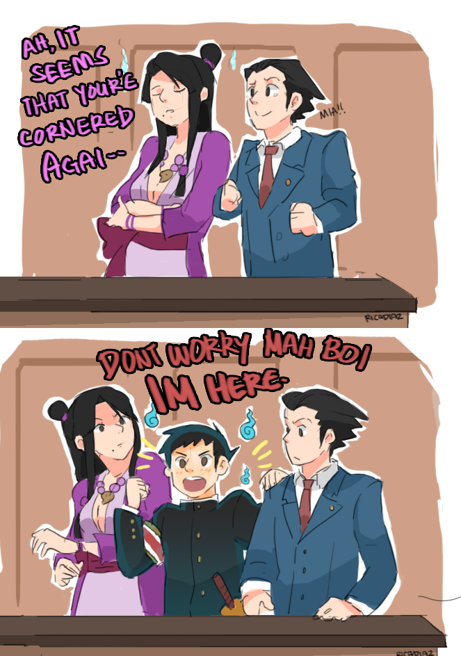3aeb70b86 Image result for phoenix wright ace attorney memes
