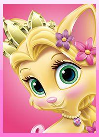 Питомцы принцесс Диснея: Palace Pets - новые питомцы и ...