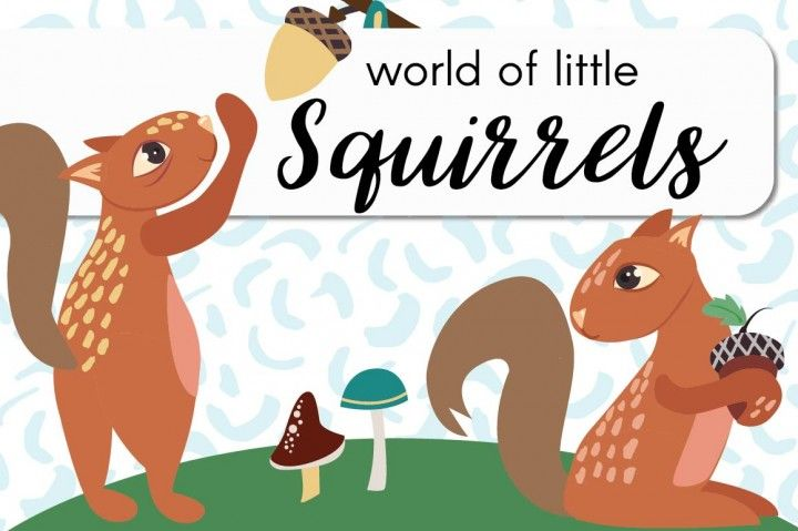 https://thehungryjpeg.com/product/44118-squirrels-bundle-50-objects/