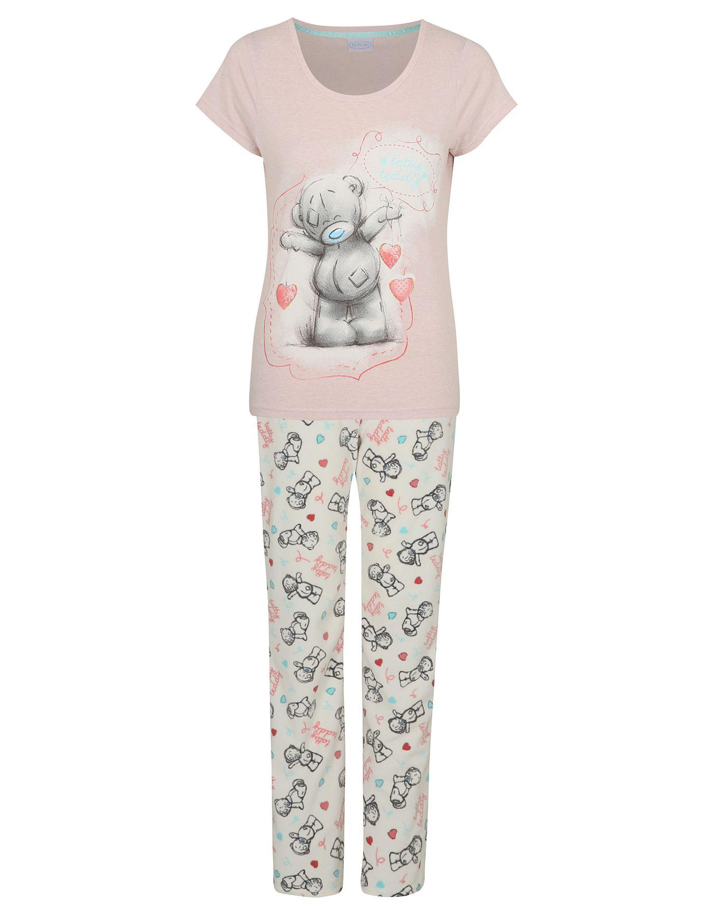 Tatty Teddy Pyjama Set | Women | George at ASDA | Ruci | Pinterest ...