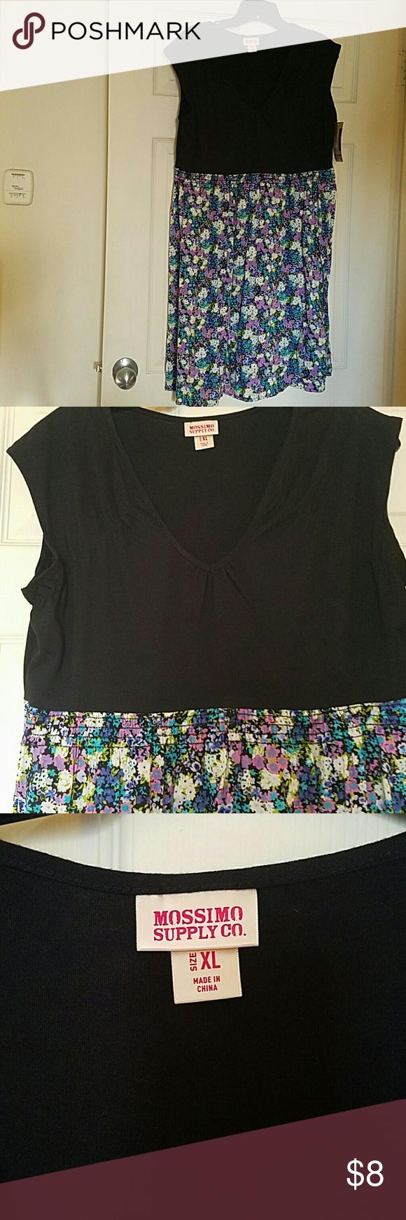 Mossimo XL summer dress XL. Dress. Junior's sizing. Mossimo Supply Co Dresses Mini