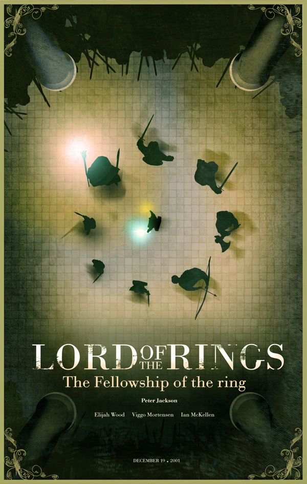 The Lord Of The Rings The Fellowship Of The Ring 2001 Lord Of The Rings The Hobbit Lotr