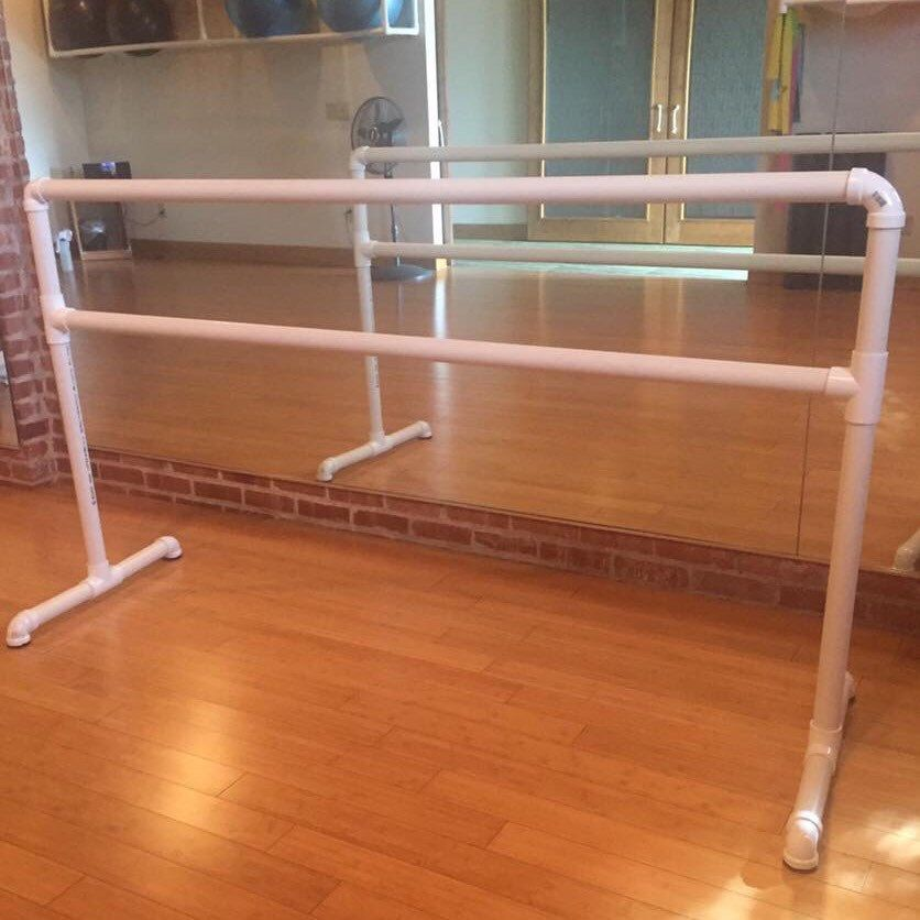 6 portable ballet barre can be customized perfect for