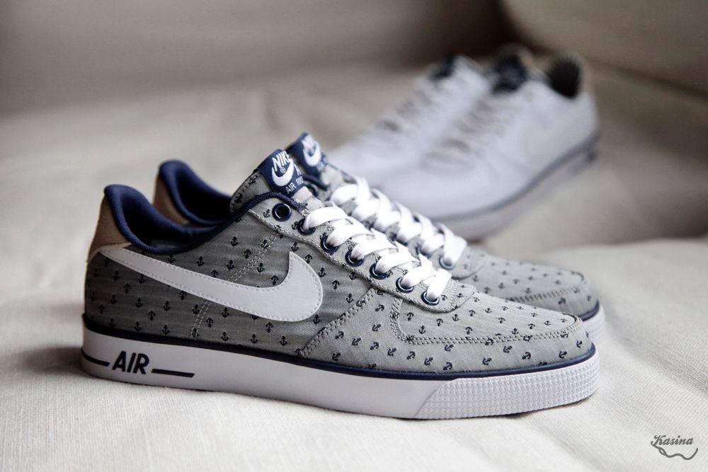 Nike Air Force 1 AC Premium Løbesko nike, Nike  Running shoes nike, Nike