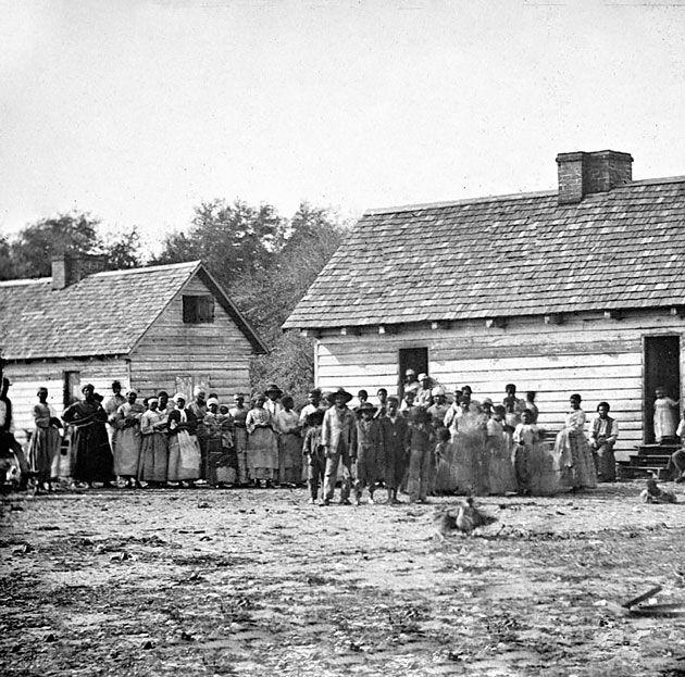 Historic Southern Plantations Southern Plantation Slaves