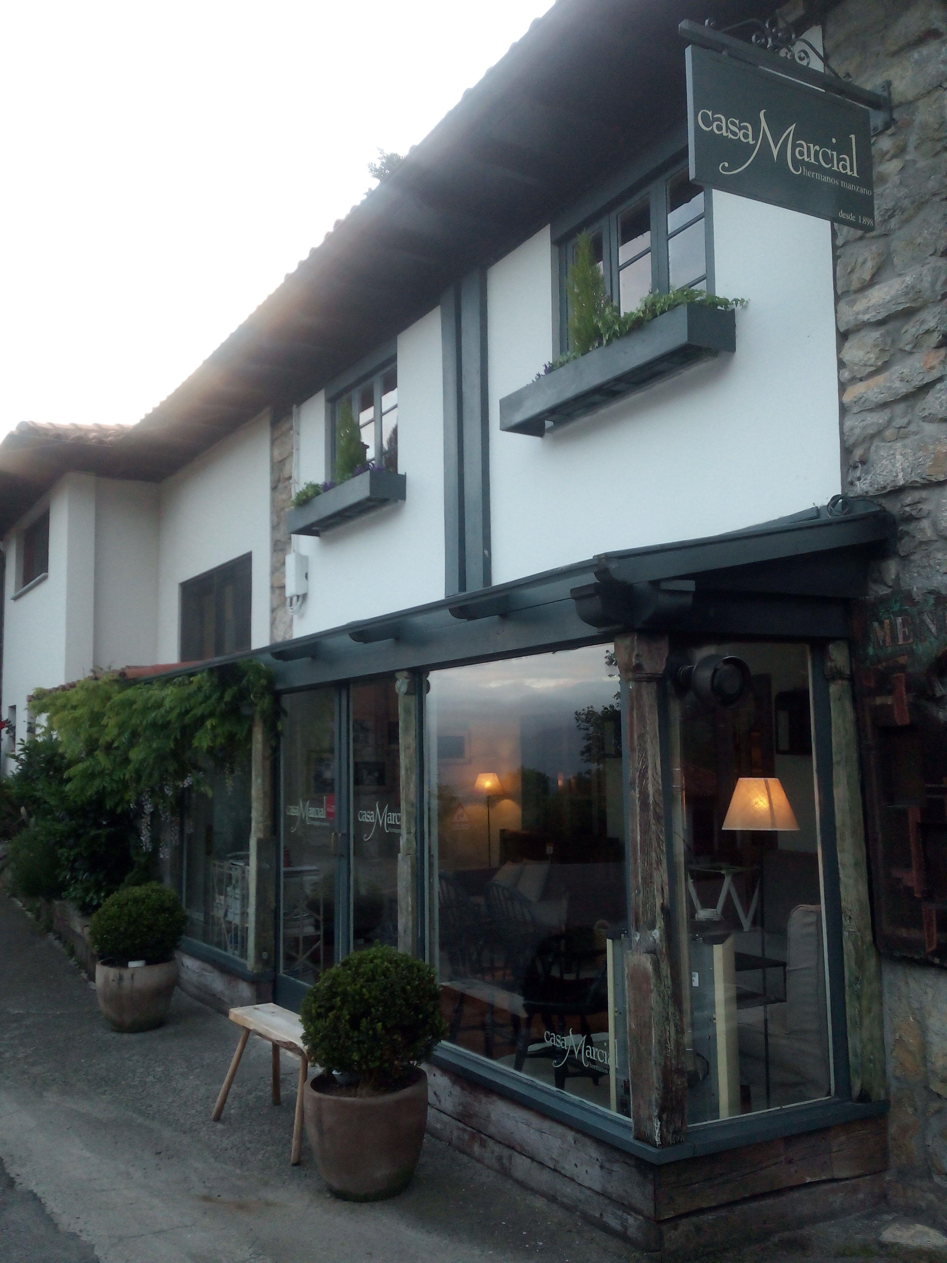 Casa Marcial De Arriondas Raíces E Innovación Asturianas Yendo Por La Vida Restaurantes Asturiana Gastronomico