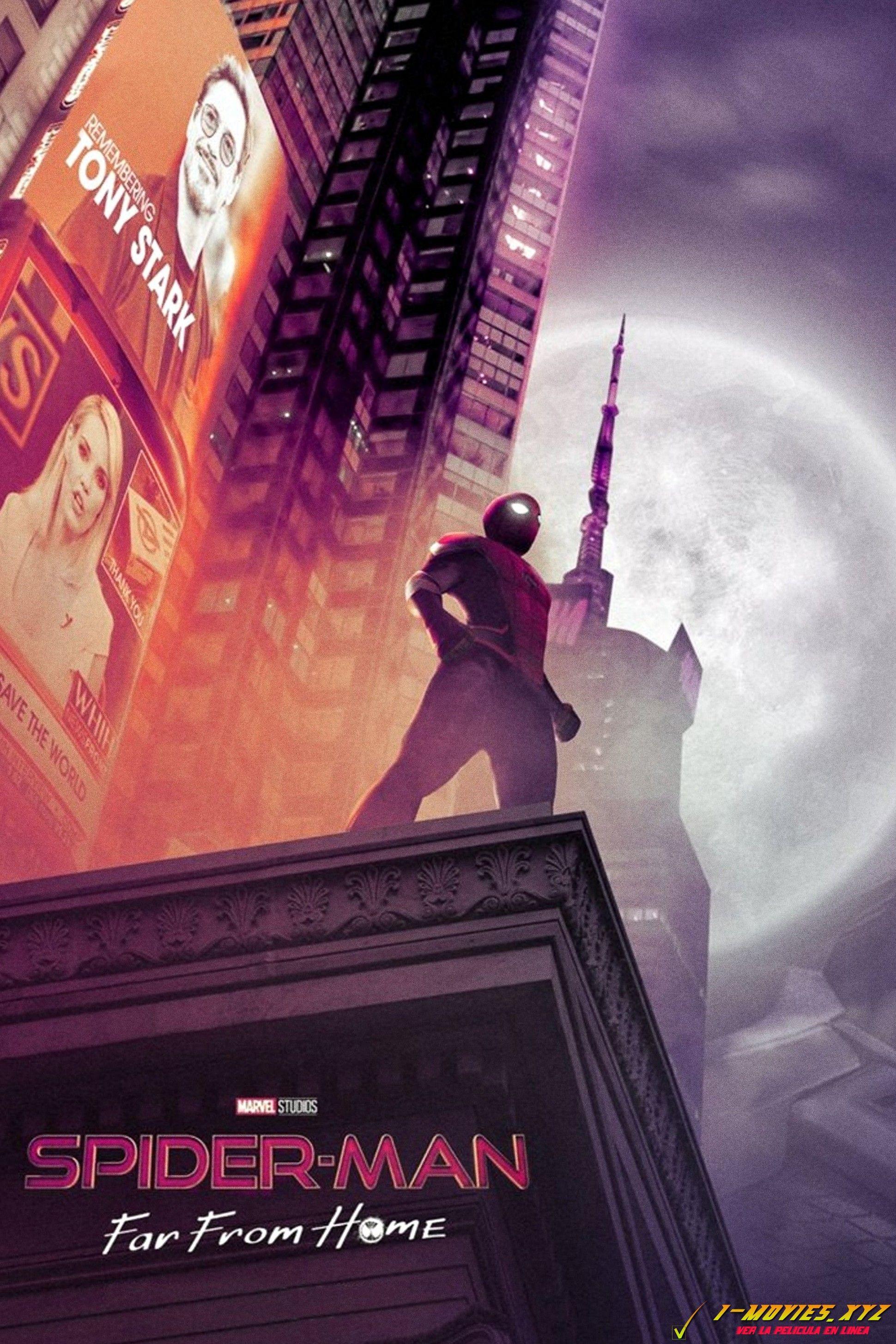 Ver Spider Man Lejos De Casa Online Hd Pelicula Completa Cuevana 3 Info Spiderman Marvel Marvel Cinematic