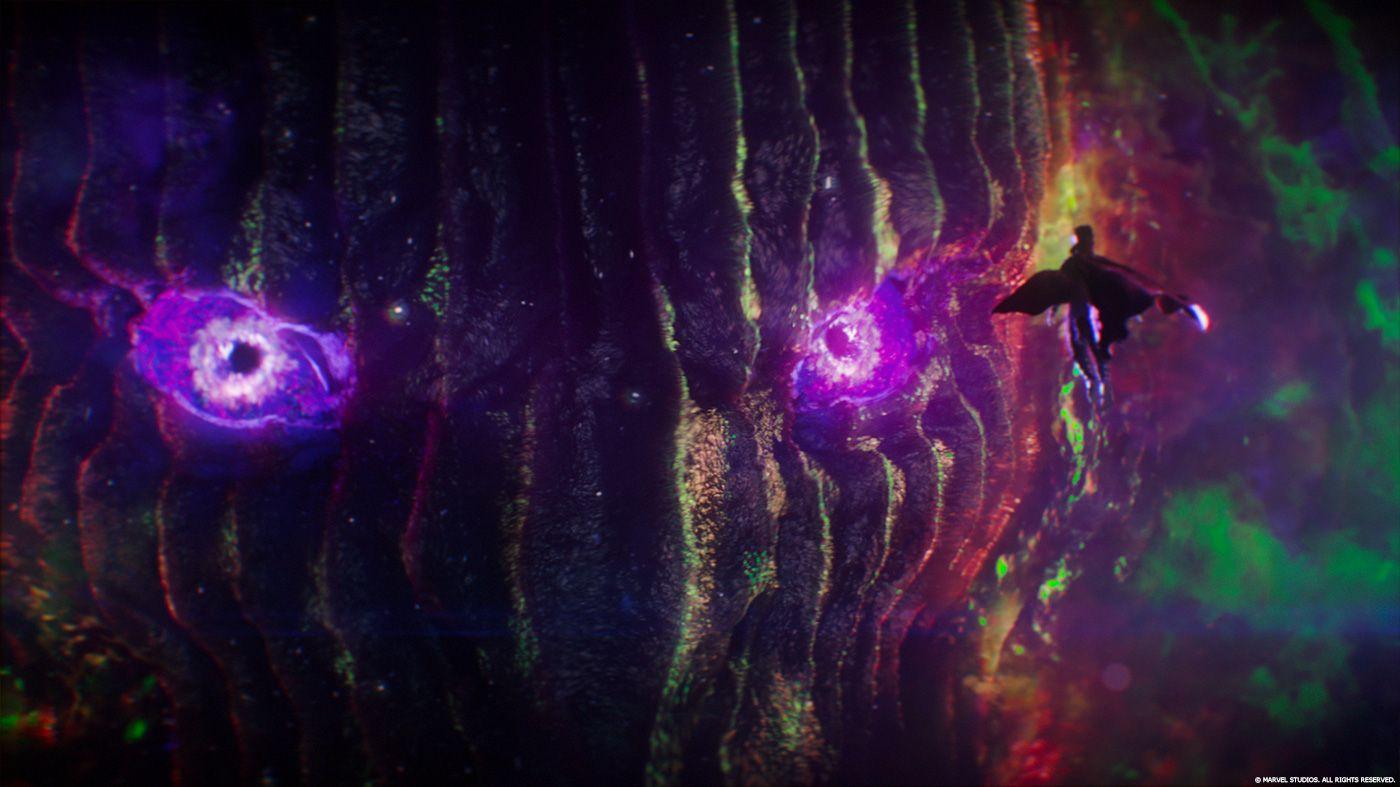 Doctor Strange Vincent Cirelli Vfx Supervisor Luma Pictures The Art Of Vfx Doctor Strange Marvel Strange