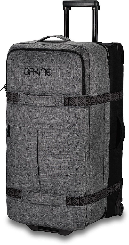 dc5efb69e3 Our favorite luggage! Textured grey Dakine rolling duffel bag