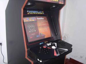 Upright 28u0027u0027 CRT TV And X Arcade Cabinet ...