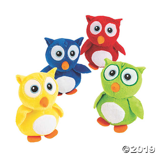 Stuffed Owls Oriental trading, Owl, Classroom rewards