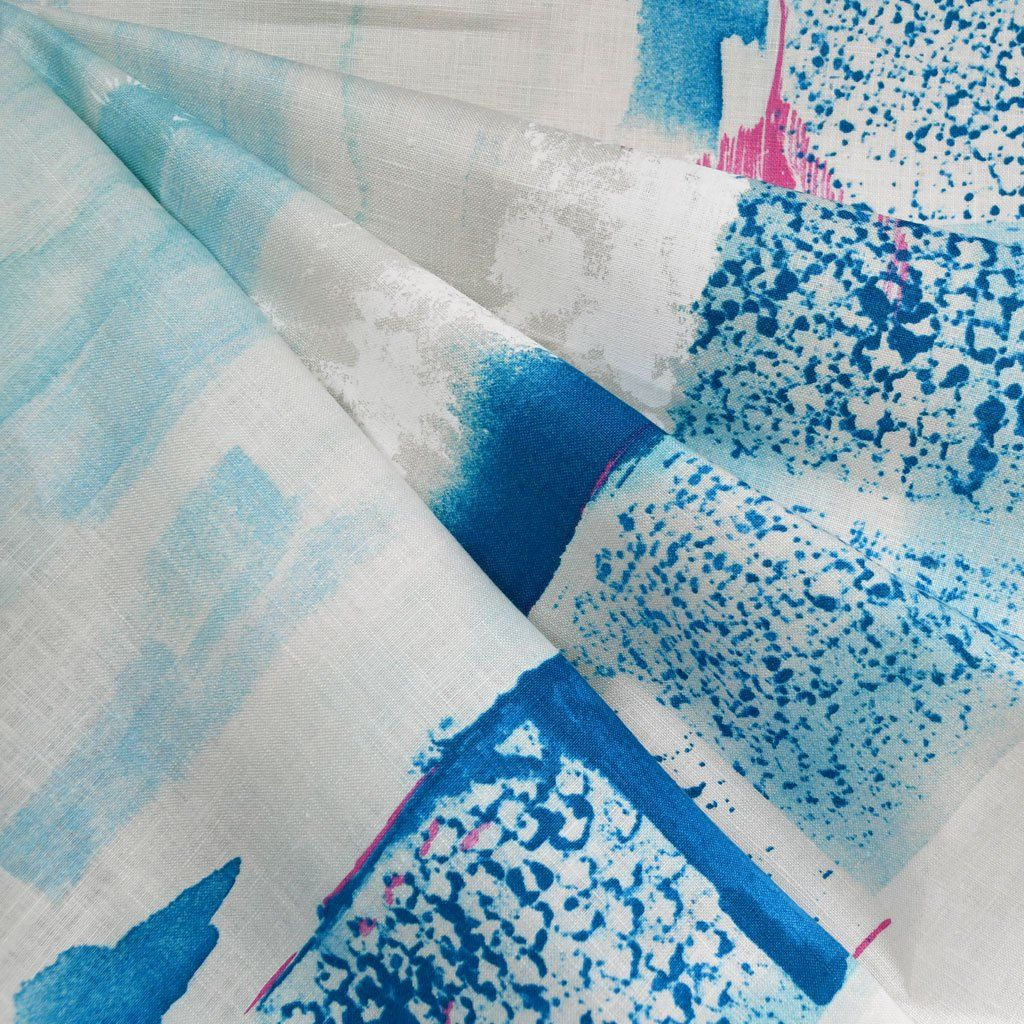 Japanese Nani IRO Cotton Sateen Fabric Quilt Fabric Situation 1//2 yard