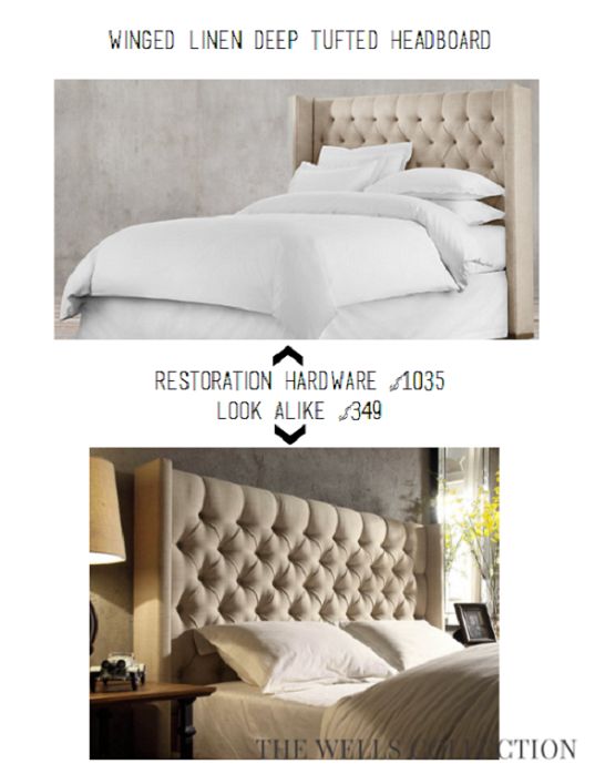The Wells Collection Restoration Hardware Looks For Way Less Modern Bedroom Furniture Restoration Hardware Bedroom Furniture