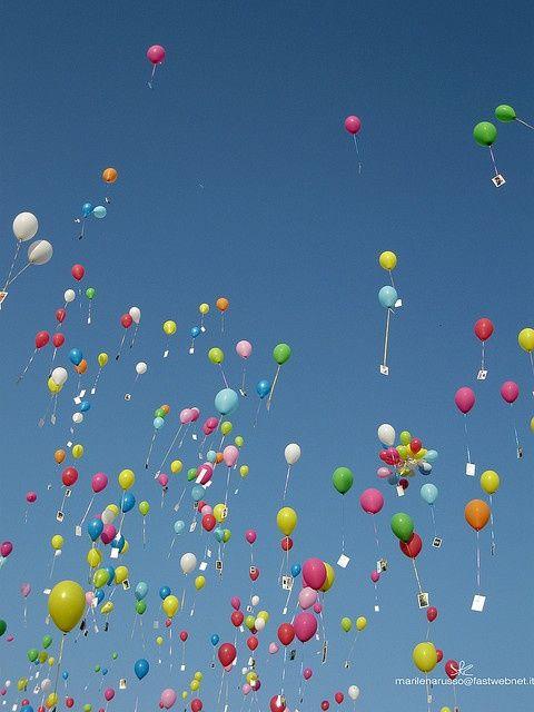 Birthday Balloons To HeavenHappy Dad