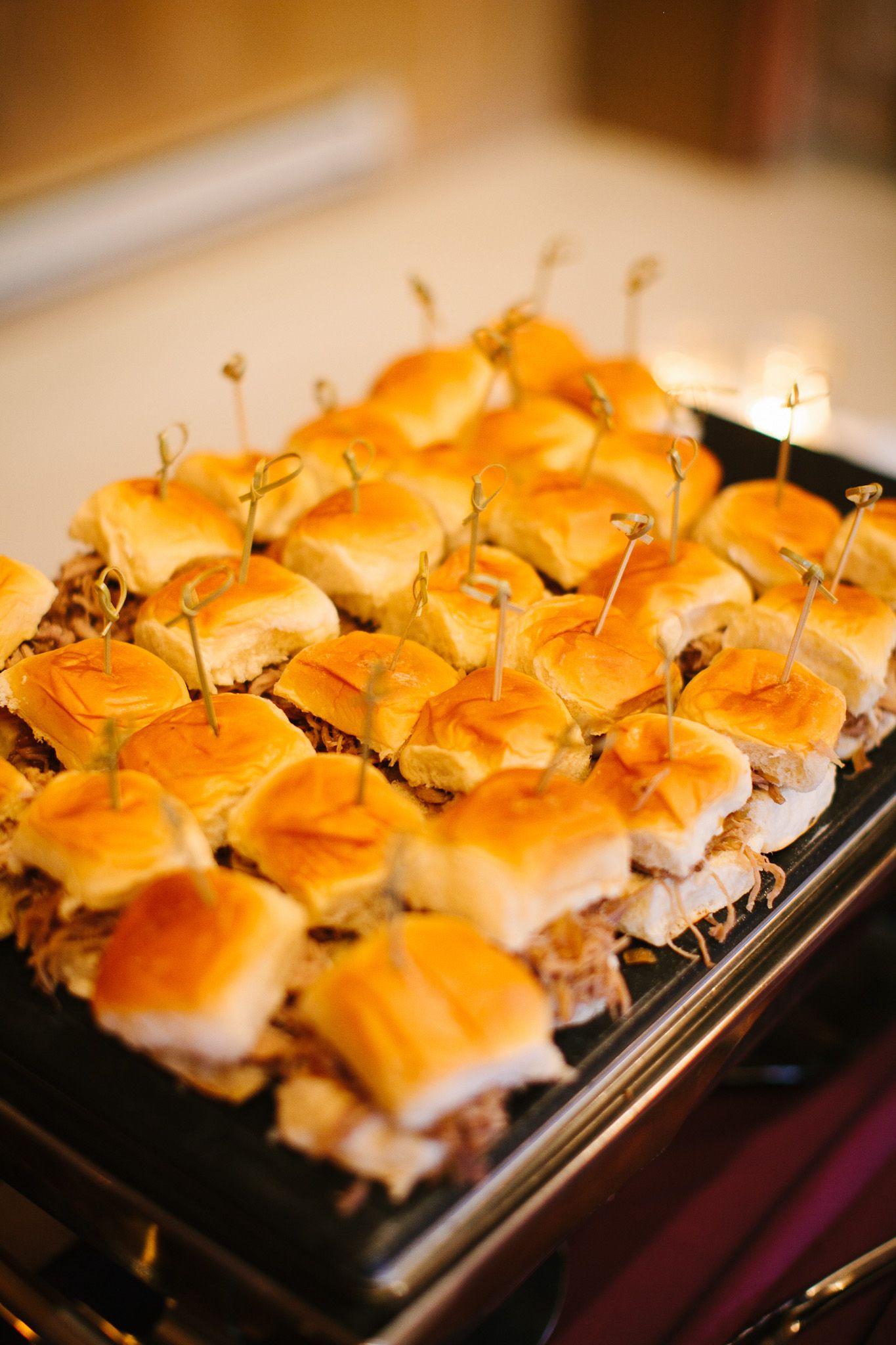 Hawaiian Pulled Pork Recipe: Hawaiian Pulled Pork Sliders // Daniel Usenko Photography