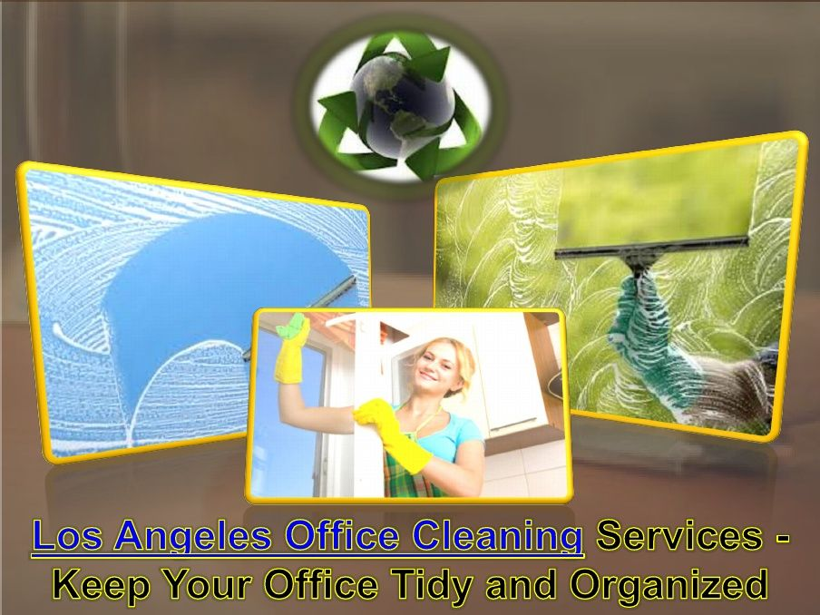 Office Cleaning Los Angeles that not just has the cleaning team, cleansing equipment and cleaning supplies to keep your office or workplace building looking clean; however also has the dedication, dedication and knowledge to tackle any kind of cleaning job, look know more for your office cleaning demands than Industrial Janitorial.
