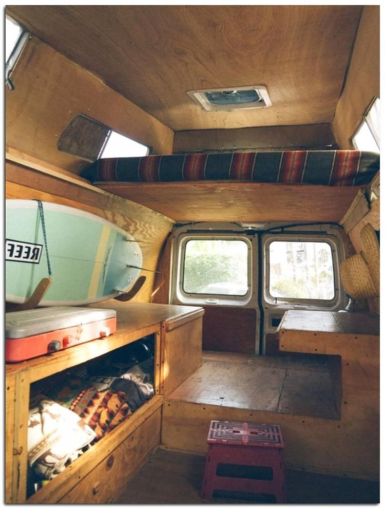 40 The Best Adventure Van Interior Ideas   ALL DECORATIONS