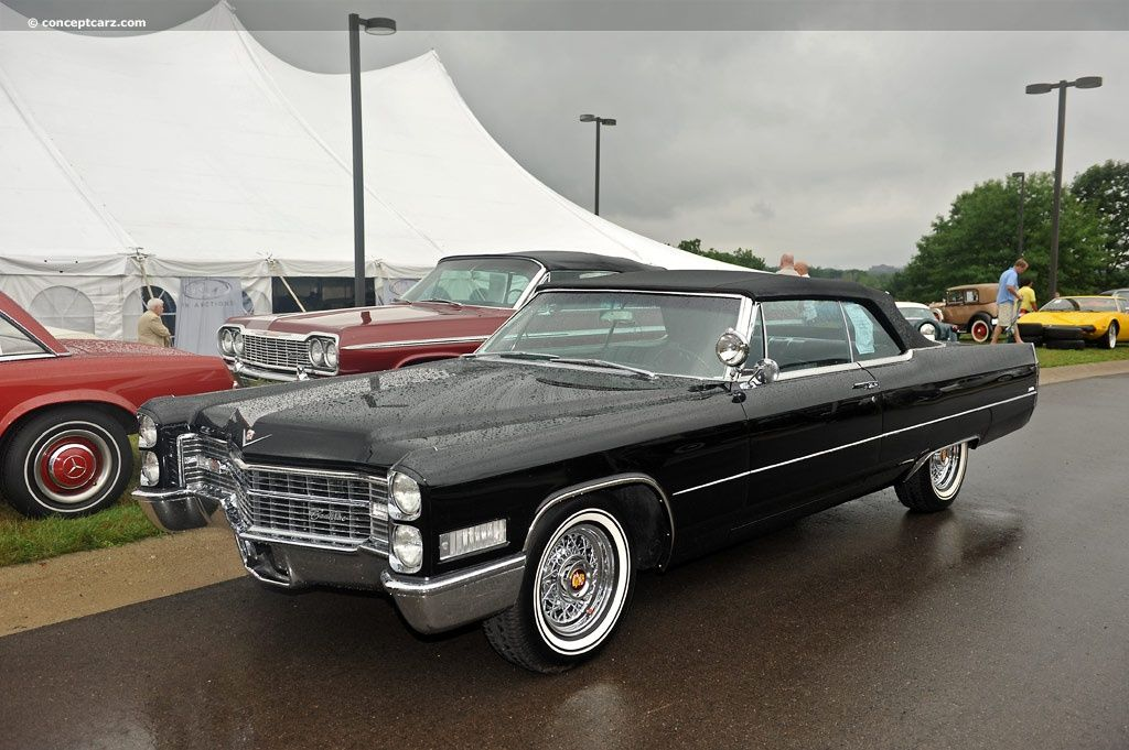 1966 cadillac | 1966 Cadillac DeVille news, pictures ...
