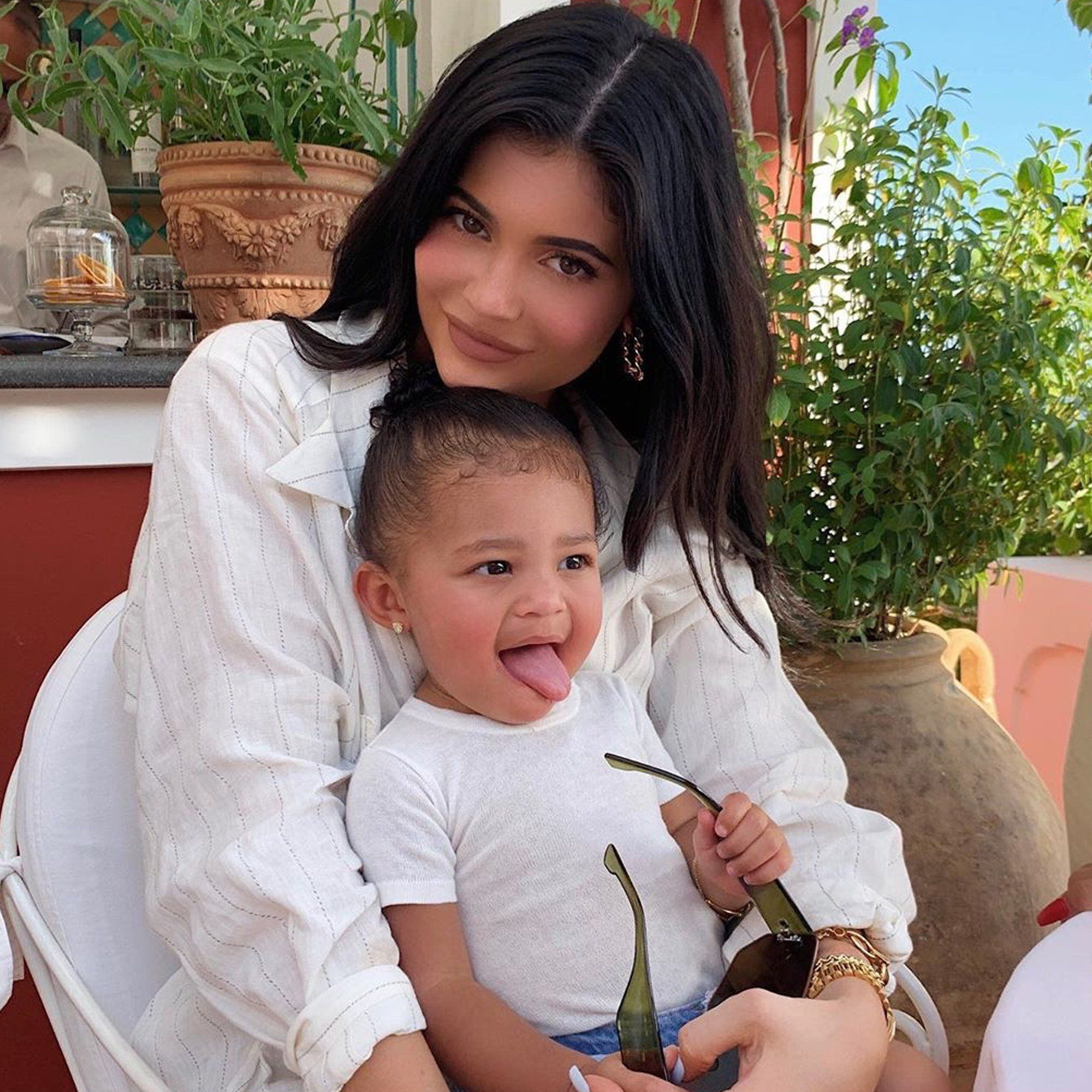 Kylie Jenner Blows Fans' Minds With Footage From Stormi