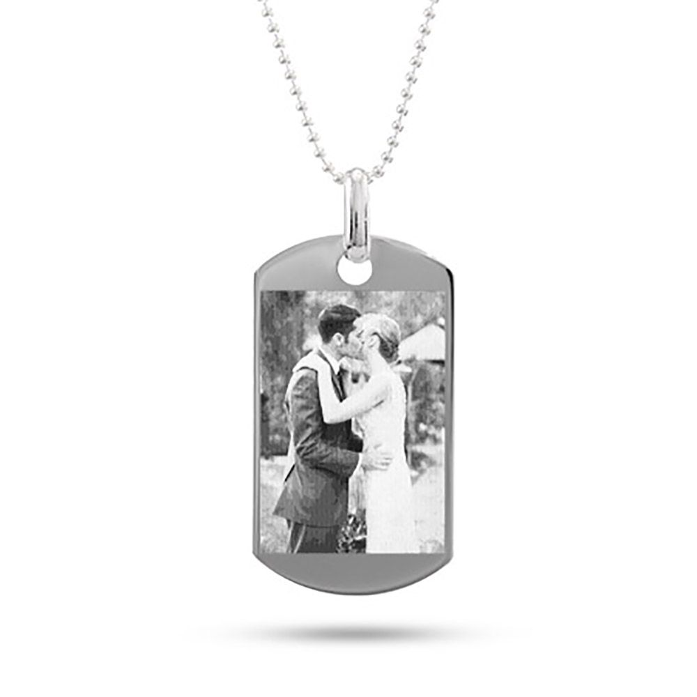 dog tags are one of our most popular engravable pieces now we can