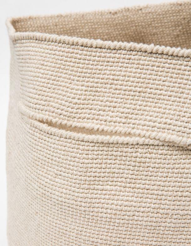 Crochet Bowl Bag #crochetbowl