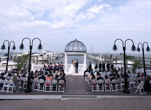Chesapeake Beach Md Hotel Wedding Gallery Chesapeake Beach Resort And Spa Chesapeake Beach Waterfront Wedding Waterfront Wedding Venue
