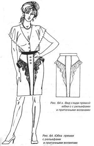 Шьем юбки на любой вкус! 44 варианта моделирования ...