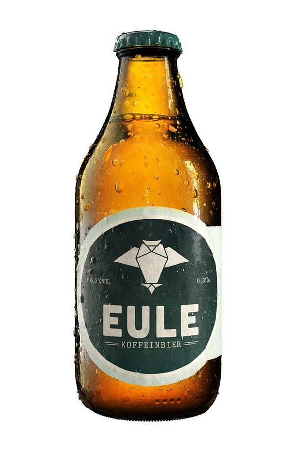 Eule Beer Bottle Shots on Behance