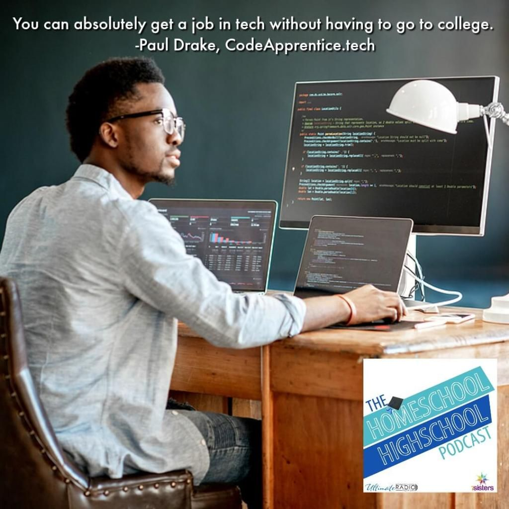 HSHSP Ep 148: Coding For Homeschool High Schoolers