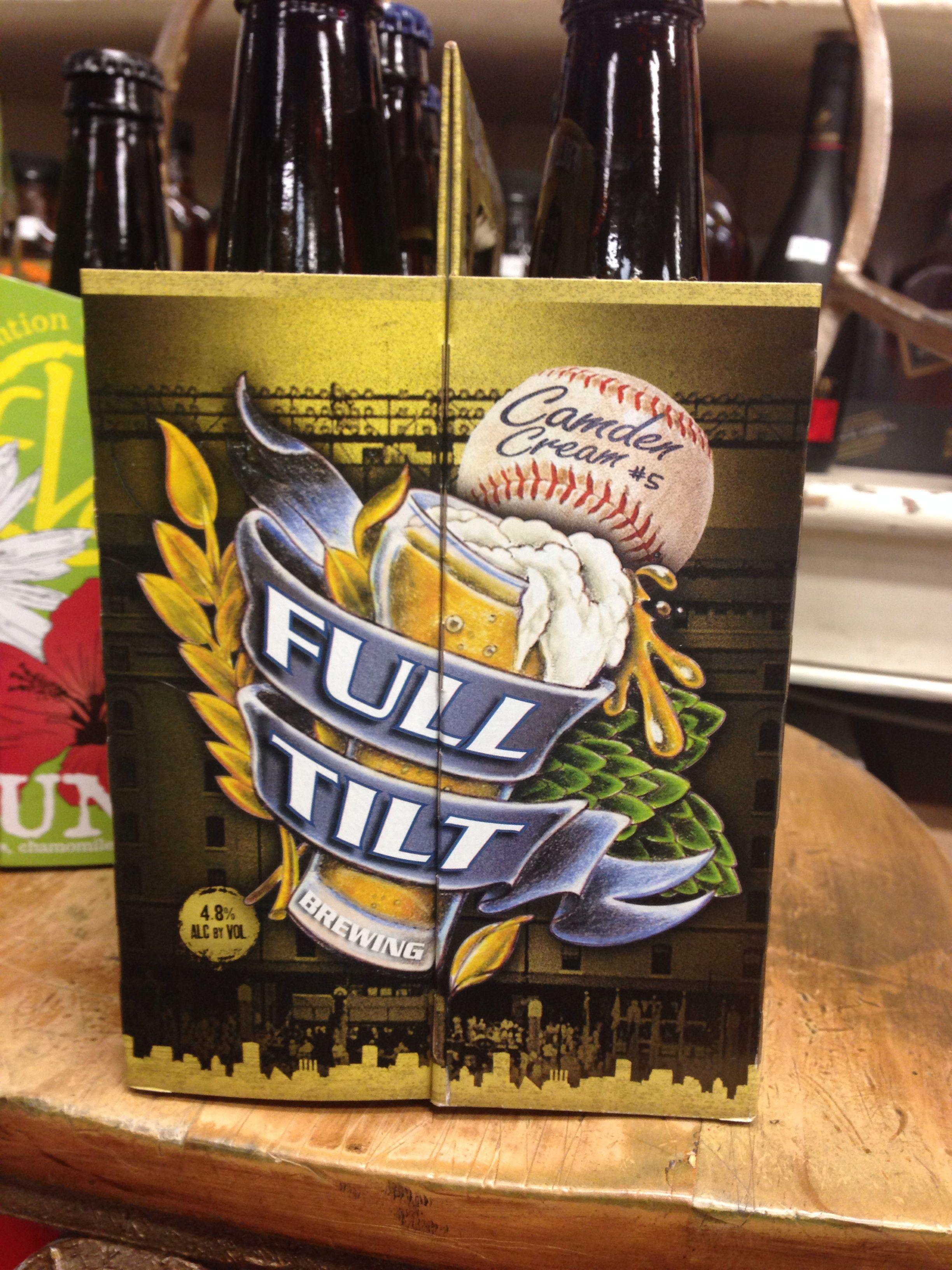 Full Tilt Brewing Camden Creme !! | New Items | Bottle