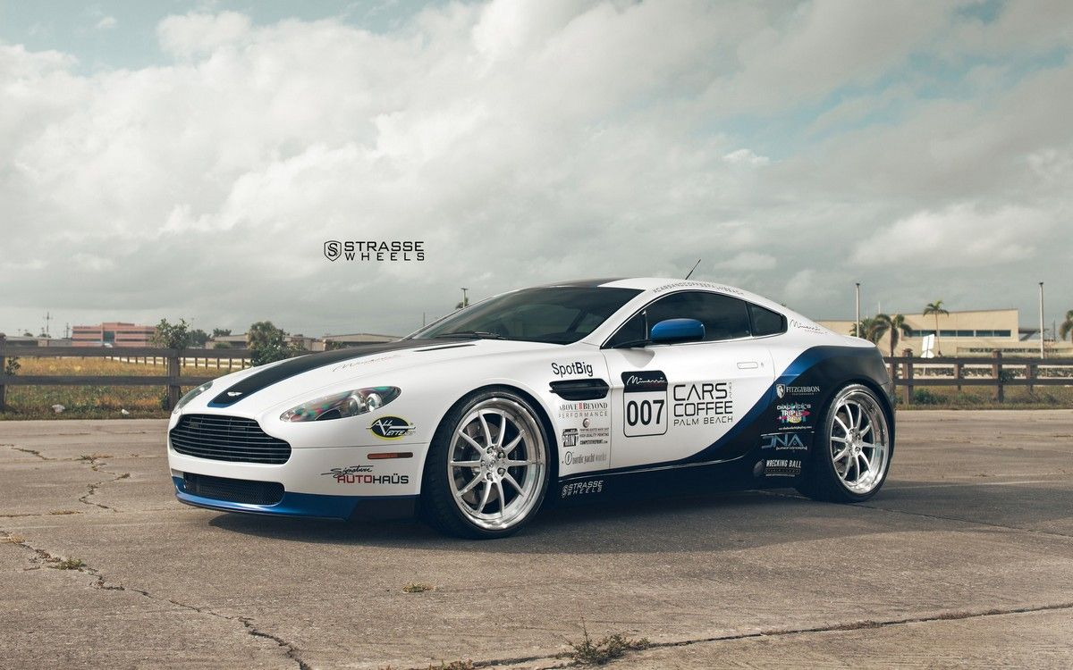 custom Aston Martin V8 Vantage.. toys.. Pinterest